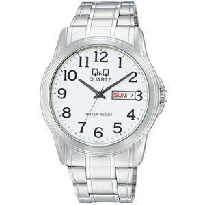 CITIZEN シチズン Q&Q 腕時計 曜日・日付つき A142-214|lamd
