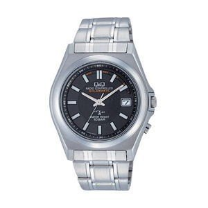 CITIZEN シチズン Q&Q 腕時計 HG08-202 ソーラー電源機能搭載電波時計|lamd