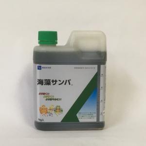 アグロカネショウ 海藻サンバ 1kg|lamd