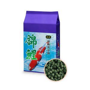 ●2袋まで1個口●浮上性養魚飼料スマック 浮餌  錦鯉内容量「8kg」袋 [送料無料対象外]|lamd