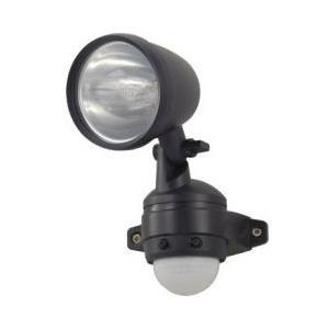 オーム電機 ハロゲンセンサーライト 「防雨型」  100W×1灯 ES100|lamd