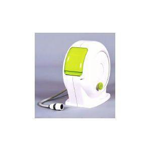 グリーンライフ オールカバーホースリール CORON「コロン」  PRR-20HC[PRR20HC] LG-ライムグリーン|lamd