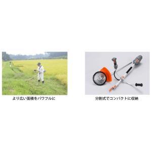 工進 充電式草刈機 U字ハンドル仕様 SBC-3625|lamd|06