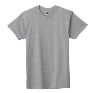 グンゼ GTホーキンス Tシャツ 2枚組 HK10132 グレー L|lamd