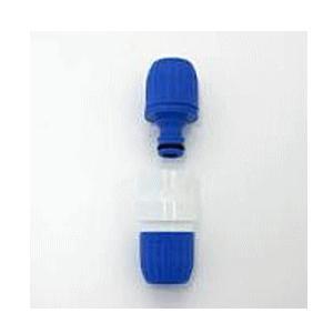 ワンタッチでホースを繋ぐ  ホース内径12〜15mm対応   仕様 園芸散水用パーツ  ジョイント ...