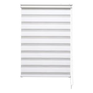 「送料無料」 TOSO  [トーソー] 調光ロールスクリーン センシア 「90×200」  ホワイト lamd