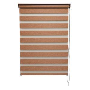 「送料無料」 TOSO  [トーソー] 調光ロールスクリーン センシアナチュラル ブラウン [130×150] lamd