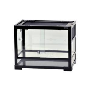 素材:(メッシュパネル・支柱)スチール・(ガラスパネル)ガラス・(フレーム)ABS,PVC 組立式ガ...