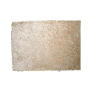 マルナカ 洗えるインテリアマット キラキラシェニールマット ルアーヴル 70×120 アイボリー IV|lamd