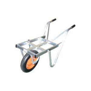 「ヤマト家財宅急便」  HONKO アルミ製一輪車 リヤカーYTタイプ YT-1 lamd
