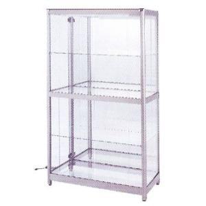 「送料無料」 「メーカー直送」  HONKO アルミ製 コレクションケース [大型] CCT-84150 [3梱包] 本宏製作所 収納|lamd