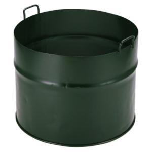 「送料無料」 ドラム缶半切り OS-0060|lamd