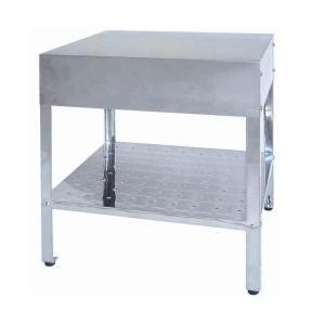 ステンレス アウトドアキッチン ワークテーブル SK-600W ガーデンシンク|lamd