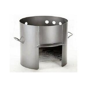 極厚かまど50型 鍋受けリング無 OS-0687  「1台で1個口」