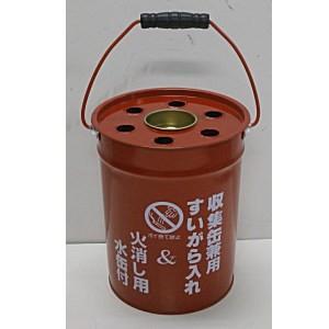 サンカ 屋外用吸殻収集缶 OS-0708|lamd