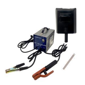 100V電源で使用可能な冷却ファン付交流アーク溶接機。 使用可能溶接棒径は、1.6mmまで。  出力...