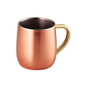 食楽工房 銅製食器 2重マグカップ CNE905