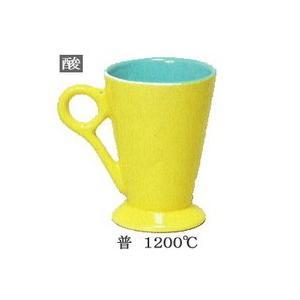 現代釉薬 黄釉/粉末 1kg×2個|lamd