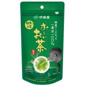 伊藤園 お〜いお茶 1000 100g×10個[セット販売]|lamd