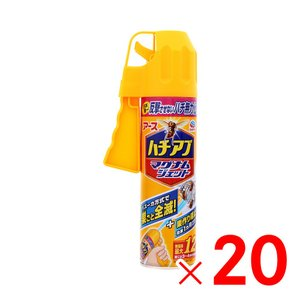 アース製薬 ハチアブマグナムジェット 550ml 20本 ケース販売|lamd