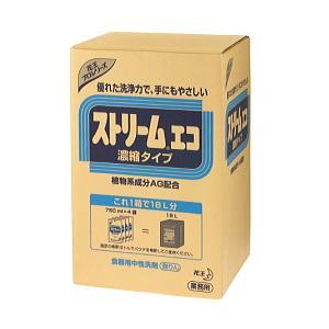 ●2箱まで1個口●花王プロシリーズ 「業務用」 ストリームエコ濃縮タイプ 3L[ケース販売]4箱入|lamd