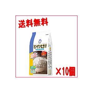 マンナンヒカリ 525g×10個  大塚食品「ケース販売」|lamd