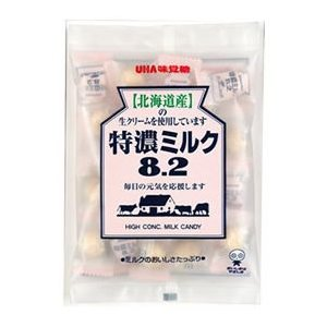 UHA味覚糖 特濃ミルク8.2 袋×6個 ケー...の関連商品7