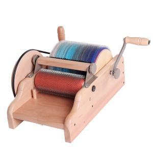 アシュフォード ドラムカーダー ラッカー塗装 <紡ぎ車 紡ぎ カード カーディング ashford>|lamerr