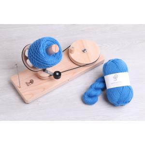 アシュフォード 玉巻き器/手動 ラッカー塗装 <玉巻き かせ 手織り 紡ぎ ashford>|lamerr