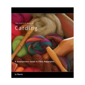 アシュフォード カーディングの本 <手織り 紡ぎ 染め 本 ashford> lamerr