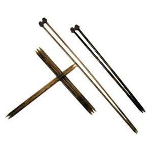 カゼイン編み針2本針-23cm <手編み 棒針>|lamerr