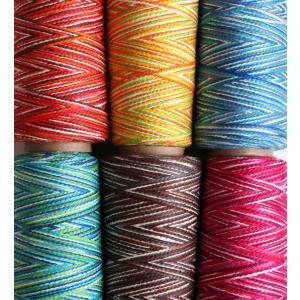 アシュフォード キャタピラー コットン100%糸 200gコーン巻き <手織り 紡ぎ 染め 糸 綿>|lamerr