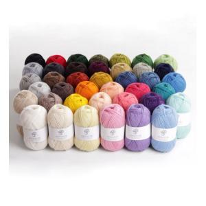 アシュフォード DKヤーン ウール100% 100g玉毛糸 <織り 編み ニット 毛糸 ashford>|lamerr