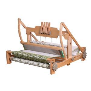 アシュフォード テーブルルーム60cm4枚そうこう ラッカー塗装 組立キット <卓上 手織り機 ashford> lamerr