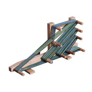 アシュフォード インクルルーム 白木 <手織り機  ベルト ひも ashford>|lamerr