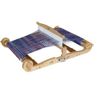 クロムスキー クロッスノ織り機40cm ラッカー塗装 組立キット <卓上 手織り機 kromski>|lamerr