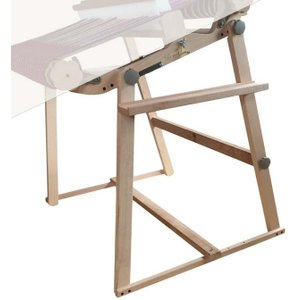 ラ・メール ラ・メール ルーム40cm用スタンド 白木 <卓上 手織り機 ashford> lamerr