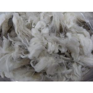 グリージーウール・メリノ ホワイト <紡毛 紡ぎ 染め 羊毛 フェルト>  予約制|lamerr