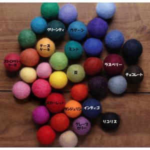 アシュフォード 染色トップウール メリノ 100g <羊毛フェルト ニードルフェルト ashford>|lamerr
