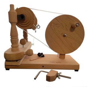 ラ・メール ラ・メール 糸撚り機 白木 <撚り 紡ぎ 紡ぎ車 ashford ラ・メール ブランド>|lamerr