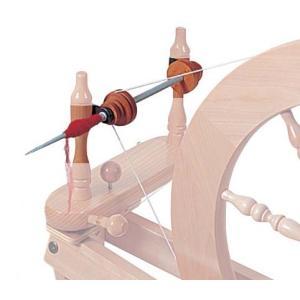 アシュフォード クィルスピンドル 白木 <紡ぎ 紡ぎ車 スピニング ashford>|lamerr