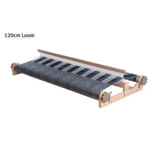 アシュフォード リジッドヘドル120cm 白木 組立キット <卓上 手織り機 ashford>  取り寄せ|lamerr