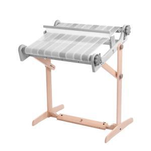 アシュフォード リジッドへドル用スタンド(40cm・60cm・80cm用) 白木 <卓上 手織り機 ashford> lamerr