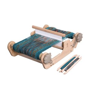 アシュフォード サンプルイットルーム 25cm 白木 組立キット <卓上 手織り機 ashford>  New|lamerr