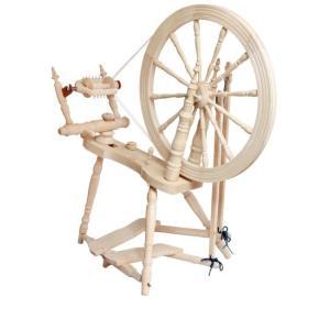 クロムスキー シンフォニー紡毛機 ラッカー塗装 組立キット <紡ぎ 紡ぎ車 kromski> lamerr