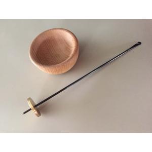 タクリ セット(スピニングボール付き) <紡ぎ 紡ぎ車 スピニング>|lamerr