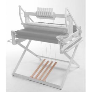 アシュフォード テーブルルーム用足踏みキット ラッカー塗装 組立キット <卓上 手織り機 ashford>|lamerr