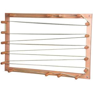 アシュフォード 整経台11m 白木 <卓上 手織り機 ashford>|lamerr