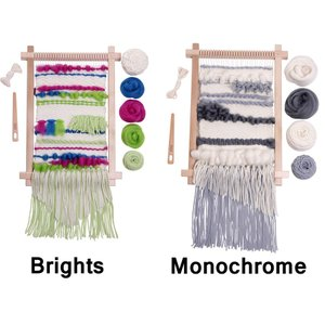 アシュフォード 手織りスターターキット 白木 <卓上 手織り機 ashford タペストリー 絵織り>|lamerr