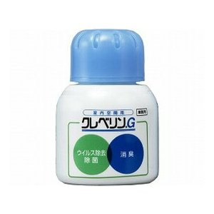 大幸薬品 業務用 クレベリンG 60g 除菌 消臭 防カビ 防臭 消臭剤 抗菌 抗カビ 風邪予防 インフルエンザ ノロウイルス 置き型